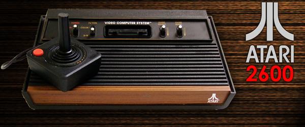 1981 Atari 2600 Console